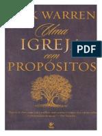 Rick Warren - Igreja com propositos.pdf.pdf