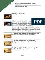 13 What Happened in the Dark - Etmfj Vol 6 - (Word Text Guide)