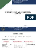 1 Introducción a La Ingeniería Sísmica