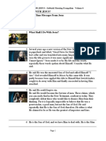 21 What Shall i Do With Jesus - Etmfj Vol 6 - (Word Text Guide)