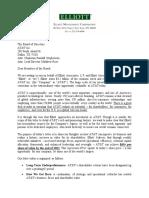 Elliotts Letter to ATT 09092019