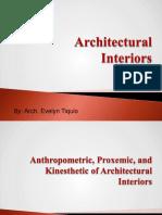 Architectural Interiors - 1