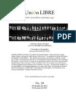 Unión libre de André Breton