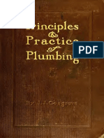 Principles and Practice in Plumbing
