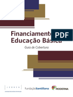 Livro Financiamento Da Educacao Basica