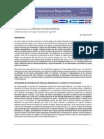 Consolidacion Bancaria en Centroamerica