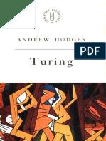 Andrew Hodges - Turing Um Filósofo Da Nnatureza - p. 18-28
