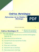Lección IX Modelos Cinéticos