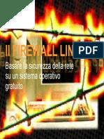 Firewall Linux