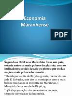 Economia Maranhense.-atual