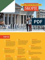 1. Skopje a Walk Through the Eternal City