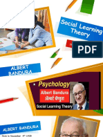 Social Learning Theory Final