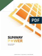 1 5KW Sunway Power Inverter