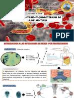 Antiparasitarios y Quimioterapia de La Helmintiasis