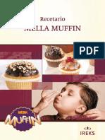 Recetario Mella Muffin