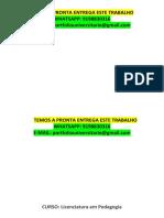 PEDAGOGIA 3 E 4 TEMOS A PRONTA ENTREGA WHATSAPP 91988309316.pdf