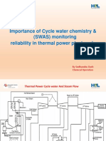 Cycle Water Chemistry by Sudhanshu Dash