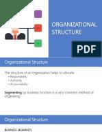 02 - Organizational Structure