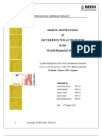 ICF Project Report - Sovereign Wealth Funds - Section B