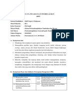 RPP 3.2 Sistem Perkembangbiakan Pada Tumbuhan Dan Hewan Fix