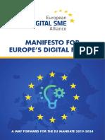 DIGITAL SME Manifesto_final
