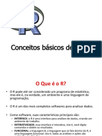 Conceitos R