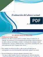 Evaluación Del Abuso Sexual Infantil