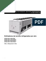 EWAD550-C21BJYNN IM ES Installation Manuals Spanish