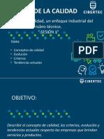 PPT Unidad 01 2019 02 Gestión de La Calidad(3611)(SESION1)