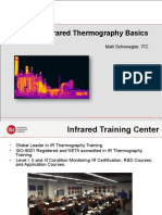 Infrared Thermography Basics