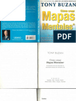 Como crear mapas mentales - Tony Buzan