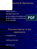 Administracin de Operaciones