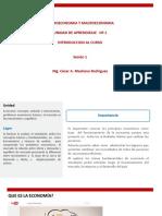 Tema 1 Economía Concepto Método e Instrumentos Problemas Económicos Básicos