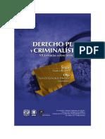 07 Derecho Penal y Criminalistica - Sergio Garcia Ramirez y Olga Islas