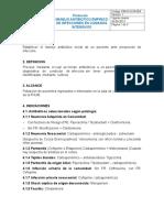 Pm-h-ucia-004 Manejo Infecciones Protocolo Para Correccion
