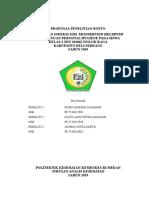 Proposal Parasitologi