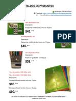 Catálogo papelero