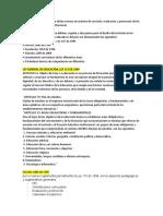 Própositos y Contenido- Diseño Curricular