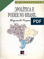 Geopolitica e Poder No Brasil