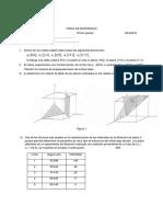 examen fisica de los materiales