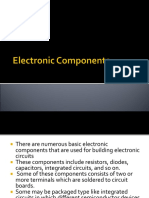 Common Electronic Comp