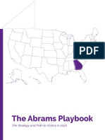 Stacey Abrams 2020 Playbook