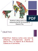 America Latina 3ro Medio