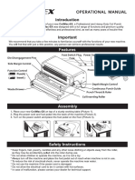Akiles CoilMac EX Manual