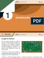 1 - Introdução à Física