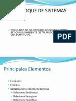 Sistemas y Organizaciones