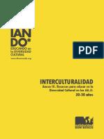 Dinámicas Interculturaldiad -20 30