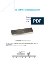 Microprocessor(pin digram)