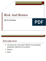 Risk and Return Slide-3