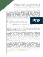Auto de imputación de Cristina Cifuentes en la Púnica